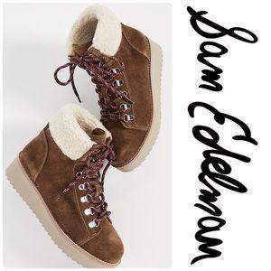 Sam Edelman Franc Hiking Boots